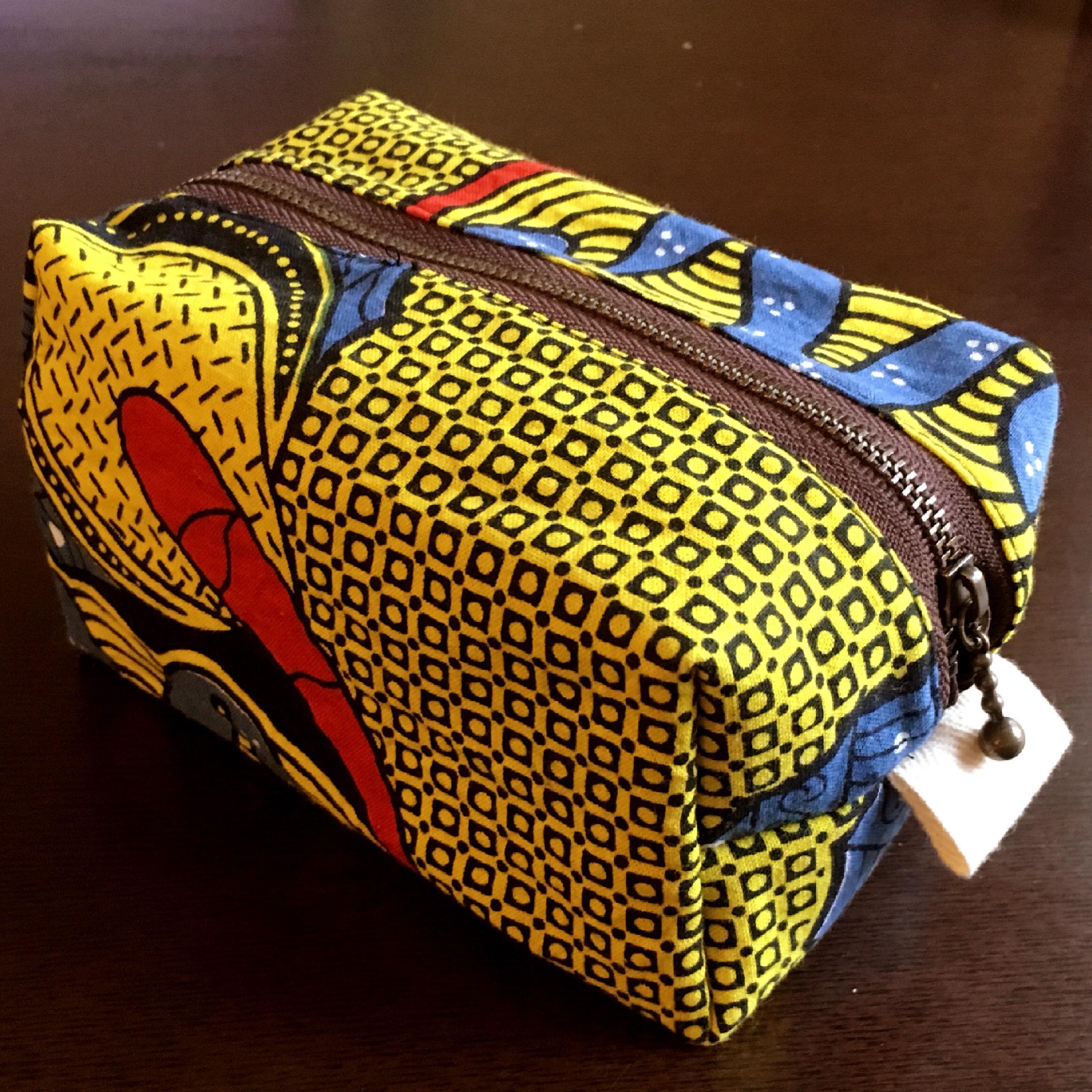 エスニックポーチ アフリカン1商品画像