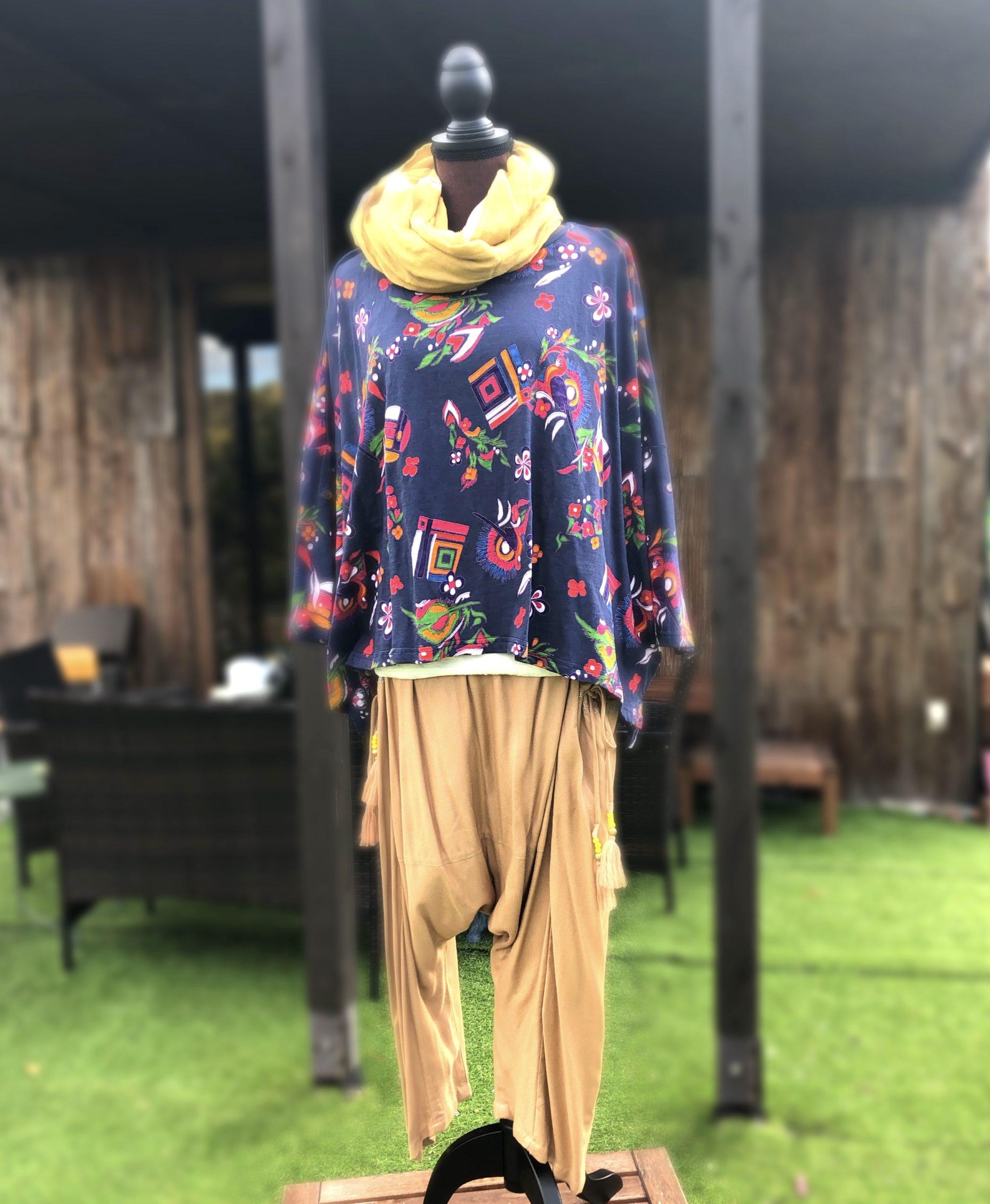 【アジアンファッション】チャチャTOP商品画像