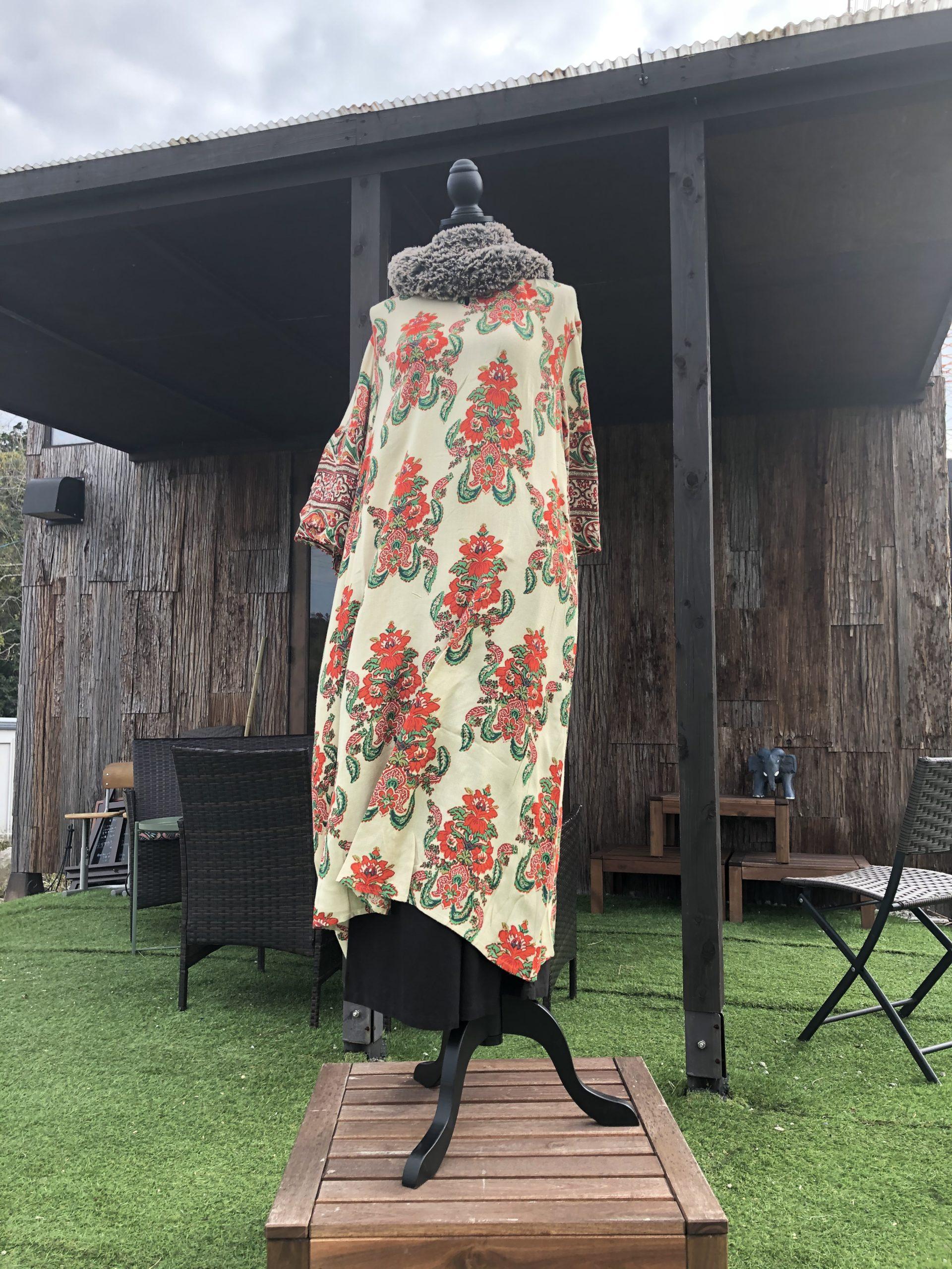 【アジアンファッション】ラビリス OP アイボリー商品画像